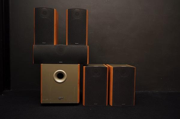 Audio Pro Level series 5.1 + Onkyo AV receiver (Sold) Audio_10