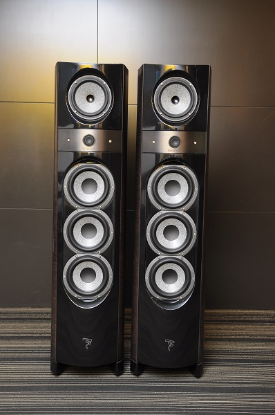 Focal Electra 1038Be floor stands speakers (Sold) Be103812