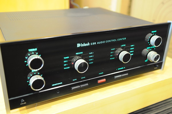 Mclntosh C36 pre amp (used) Reduced Dsc_2417