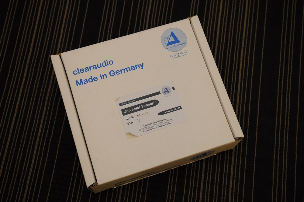 "Clearaudio Universal 9"" tonearm (Used) Dsc_2434"