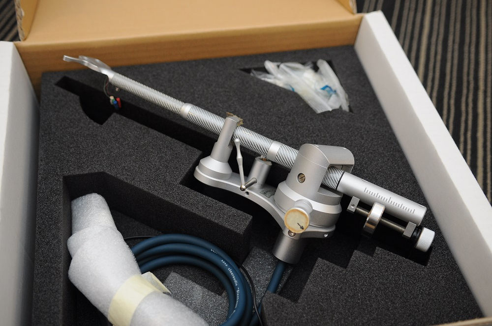 "Clearaudio Universal 9"" tonearm (Sold) Dsc_2436"