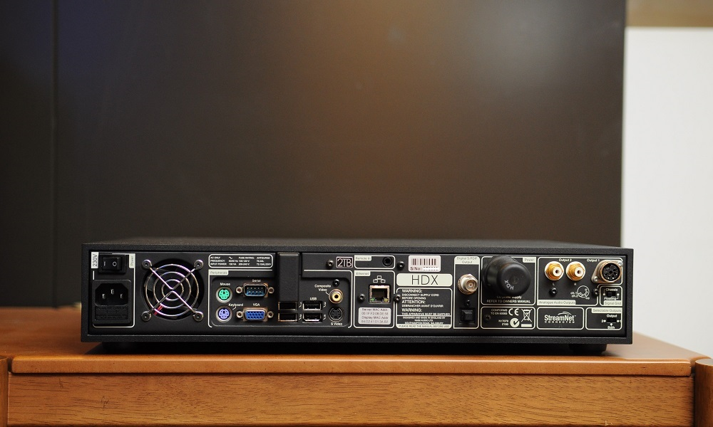 Naim Audio HDX hard disk player (used) Price Reduced Dsc_2816