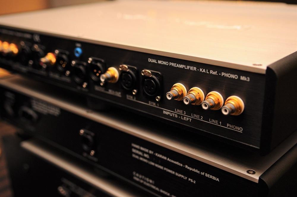 Karan KAS600 + KAL Ref MK3 pre amp (used) Price Reduced Dsc_2817