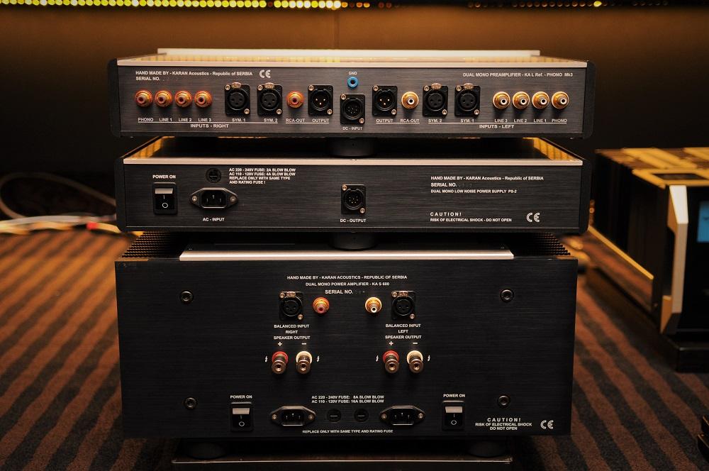 Karan KAS600 + KAL Ref MK3 pre amp (used) Price Reduced Dsc_2819