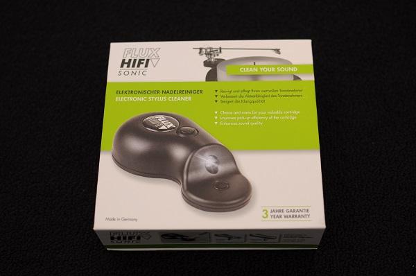 FLUX-Hifi sonic needle cleaner (new) Flux_h13
