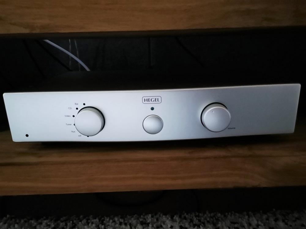 Hegel P20 Pre amp (Sold)  Hegel_11