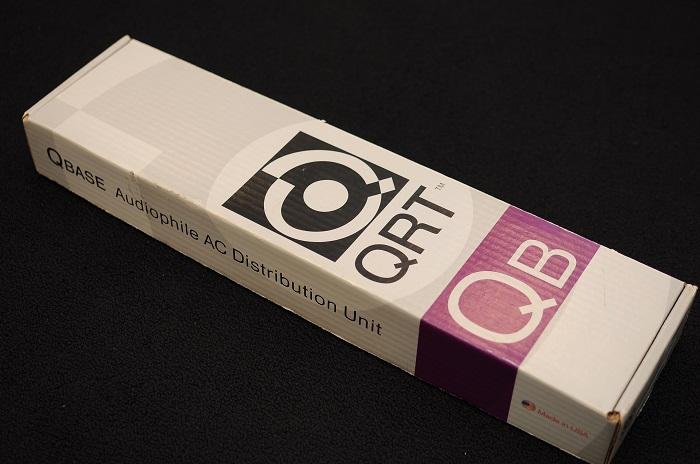 Nordost Qbase AC distributor QB8 (Sold) Qb8_410