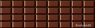 """N° 64 PFS collage spécial - assembler le collage """" Le chocolat """" Collag11"""