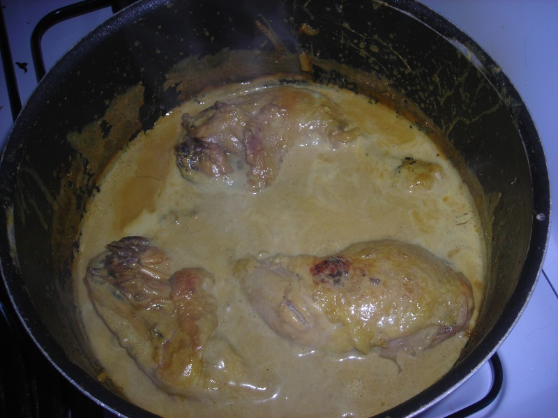 cuisse de poulet au curry Dscn5012