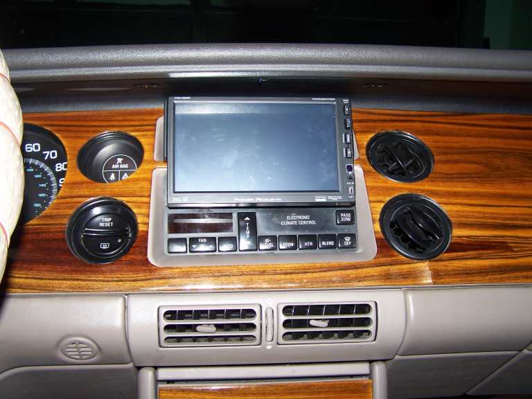 1995 Riviera Totally Made Over Good As New  Radio_10