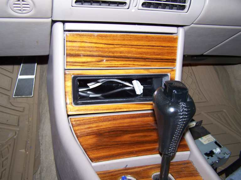 1995 Riviera Totally Made Over Good As New  Radio_11