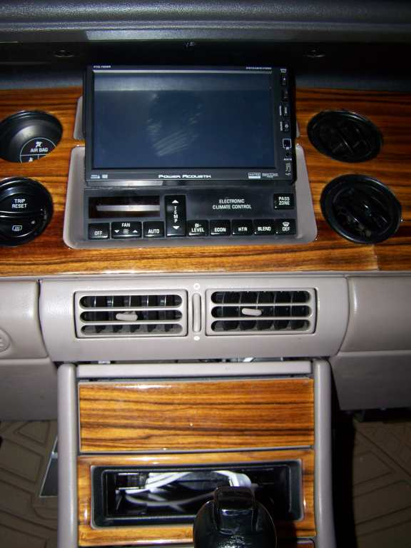 1995 Riviera Totally Made Over Good As New  Radio_12