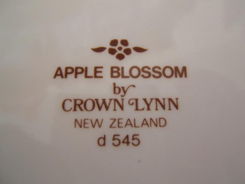 Apple Blossom d545 00711