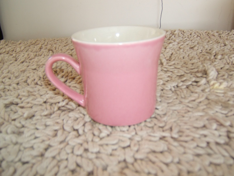 Crown Lynn cup shapes 00713