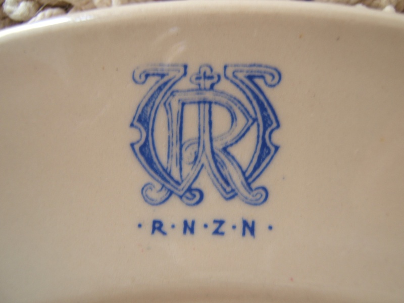 What do the numbers on Vitrified and Supervitried ware represent?  Answer - The Year made! 04612