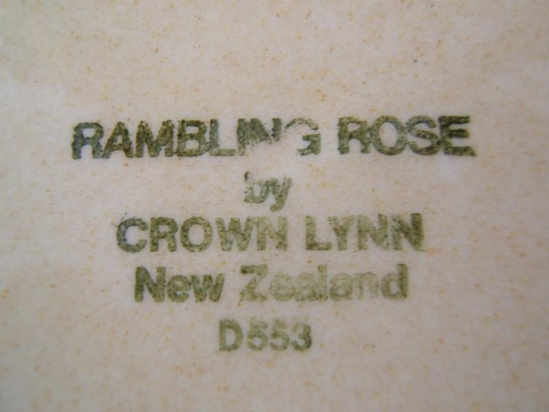 Rambling Rose, an anomaly 17010