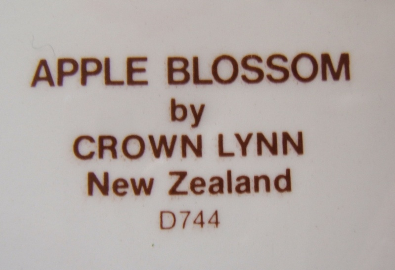 Apple Blossom with a different d number d744 Apple_10