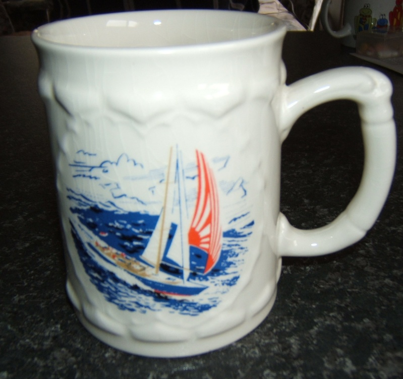 Ceramco Mug, not sure whether this one is on the site.  Ceramc10
