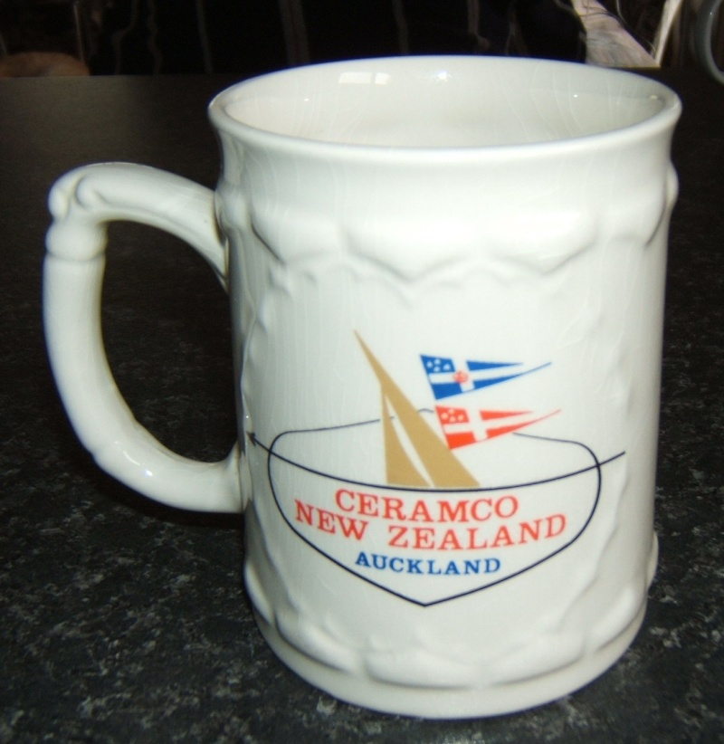 Ceramco Mug, not sure whether this one is on the site.  Ceramc11