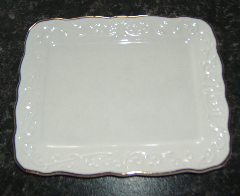 plate - A little treasure picked up today D834 Photo Frame Cl_whi10