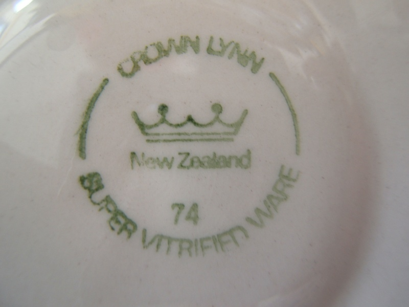 What do the numbers on Vitrified and Supervitried ware represent?  Answer - The Year made! Dscf4133