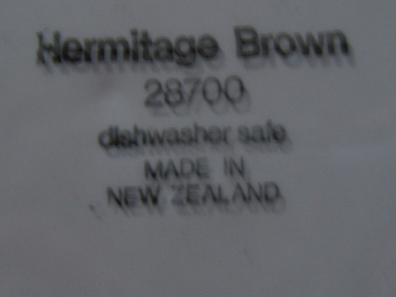Hermitage Brown d28700 for the gallery Hermit15