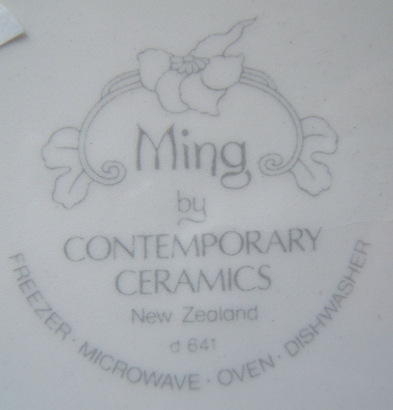 Ming d641 Contemporary Ceramics Ming_b10