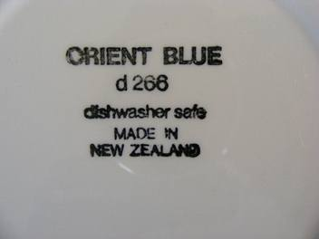 Orient Blue d266 and Pagoda d511 with Herons Orient11
