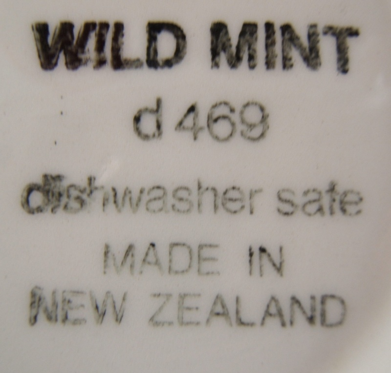 Wild Mint d469 for the gallery Wild_m11
