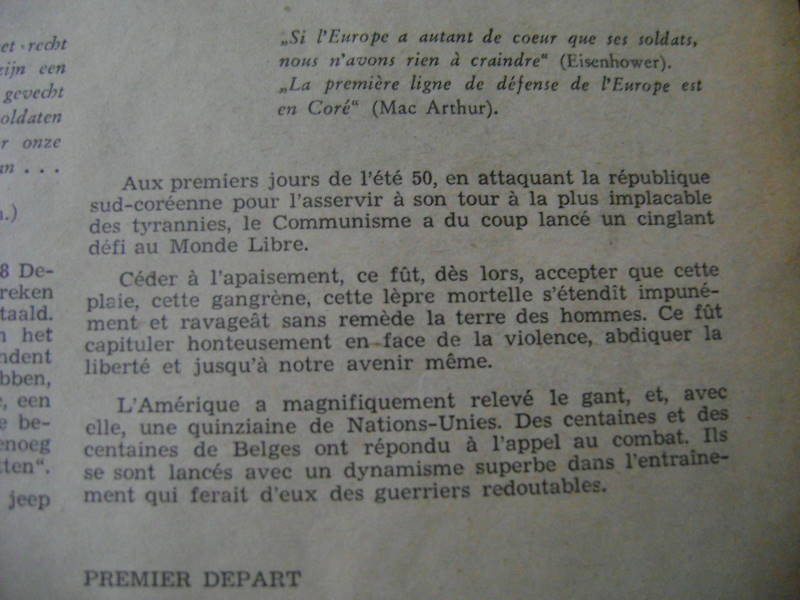 La battaillon Belgo-Luxembourgeoise en Corée Dsc02105