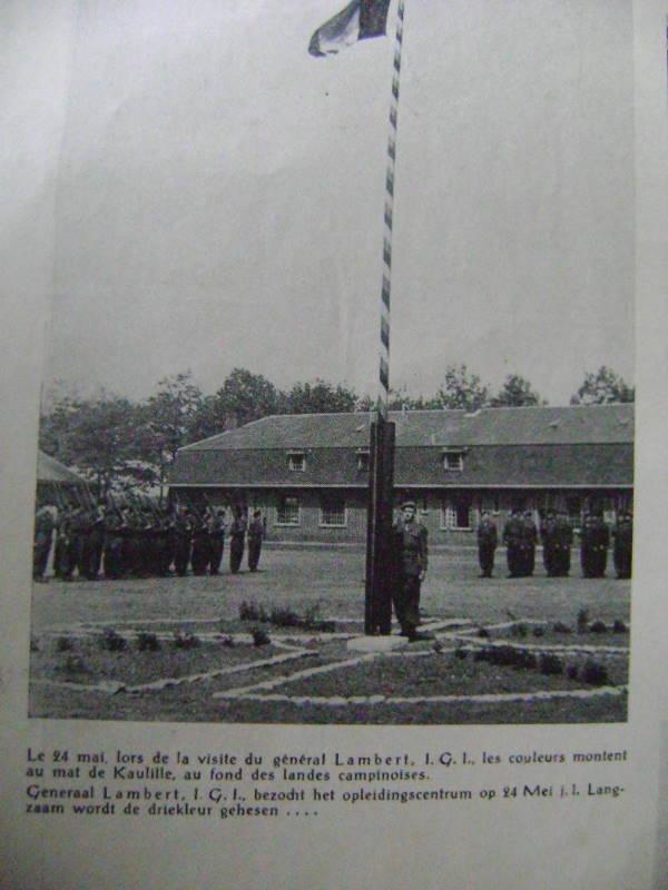 La battaillon Belgo-Luxembourgeoise en Corée Dsc02896
