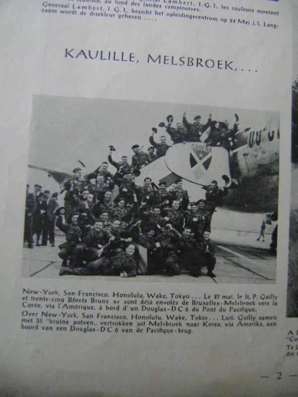 La battaillon Belgo-Luxembourgeoise en Corée Dsc02897