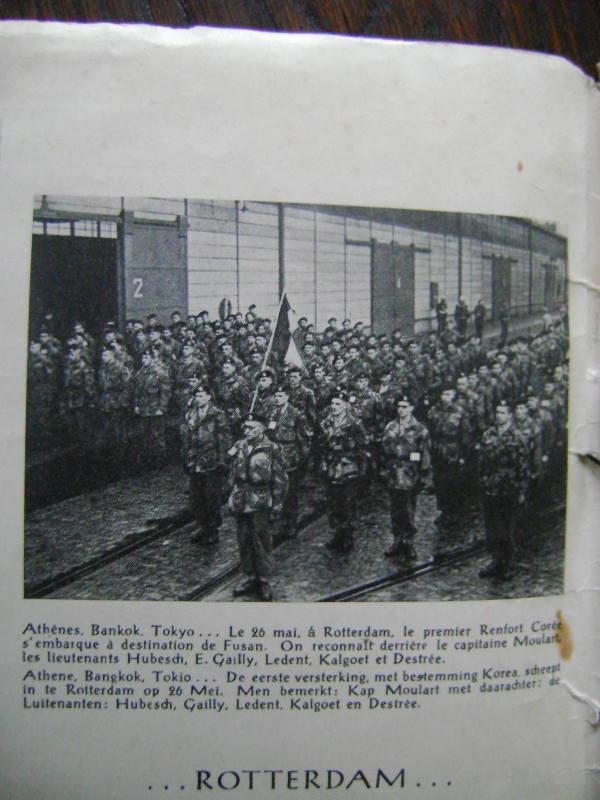 La battaillon Belgo-Luxembourgeoise en Corée Dsc02898