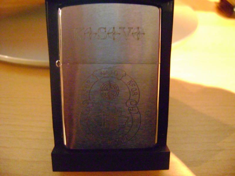 Souvenir de la KFOR Dsc02924