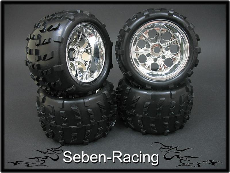Recensement jantes et pneus monster trucks. Mrf50110
