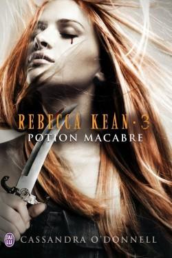 Rebecca Kean, Tome 3 : Potion Macabre Rebecc10