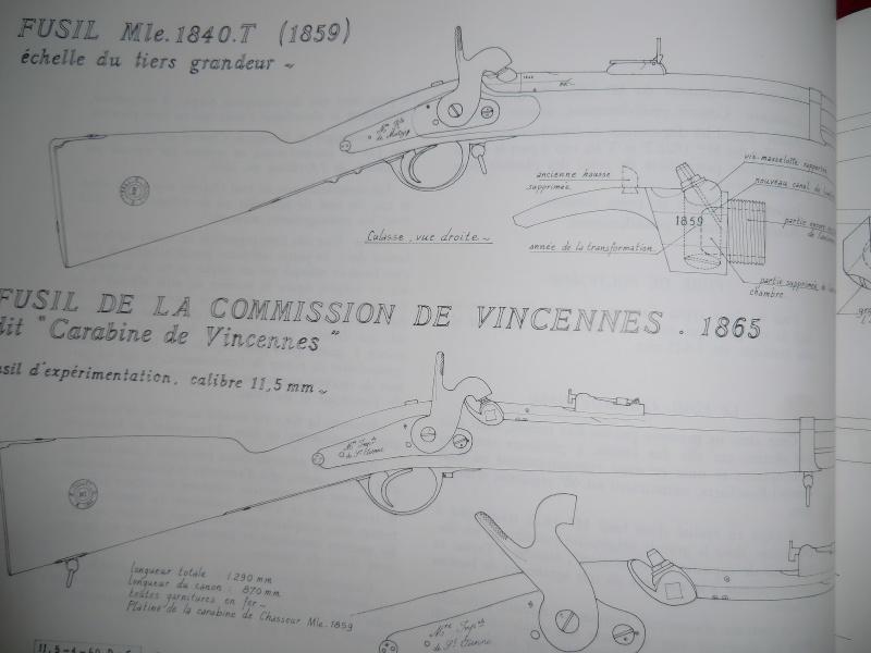 fusil de la commission de Vincennes. Xxxxxx10