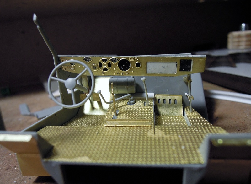 M3A1 Half-Track Dragon 1/35 Dscn1826