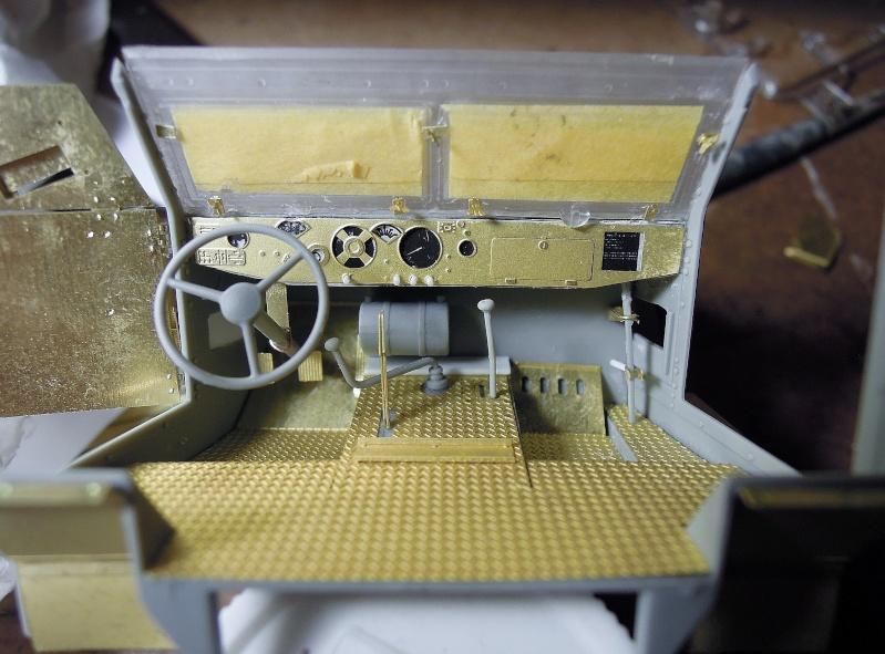 M3A1 Half-Track Dragon 1/35 Dscn1843