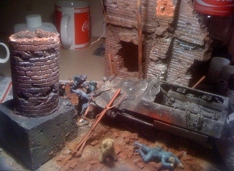 diorama stalingrad 1942 NOUVELLES PHOTOS!!!!!! Img_0711