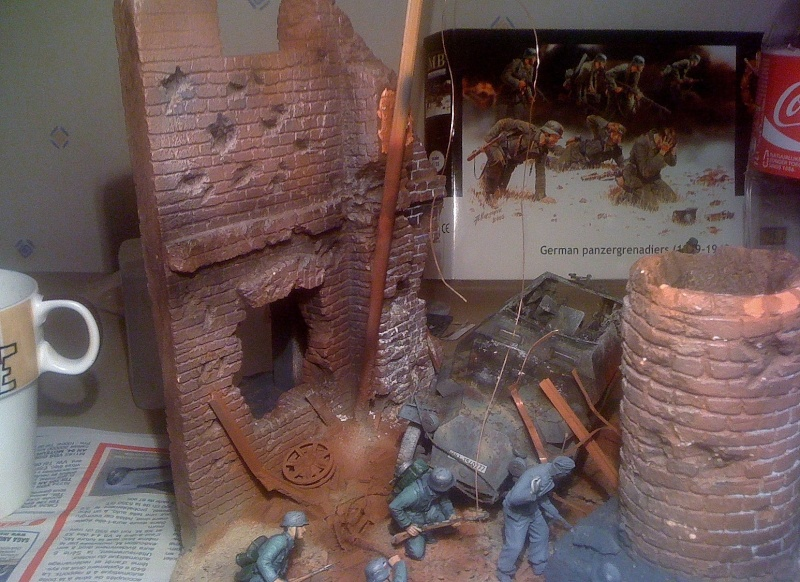 diorama stalingrad 1942 NOUVELLES PHOTOS!!!!!! Img_0719