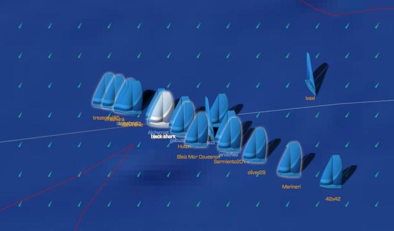 Five Capital Race Mirror  Départ le 06/08/2011 à 12h00 GMT Captur16