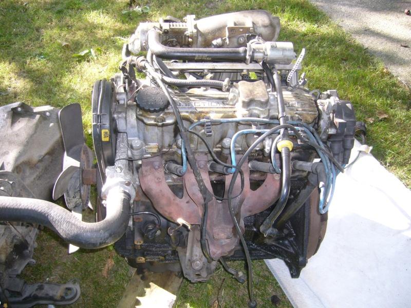Corsa b Umbau  auf c20ne Gemisc14
