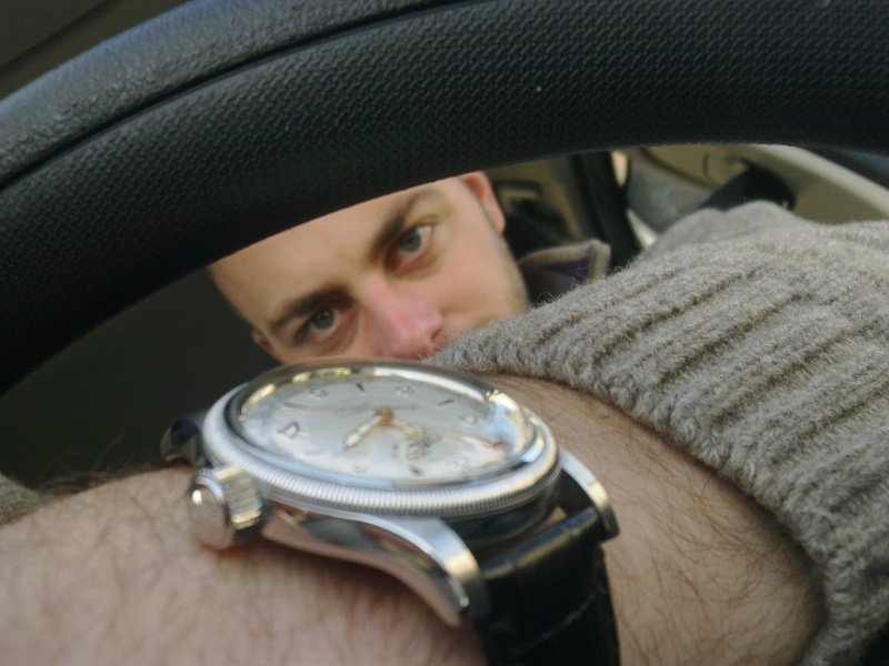 """""""The"""" wrist-watch-pull-face-in-car topic ! Janvie10"""