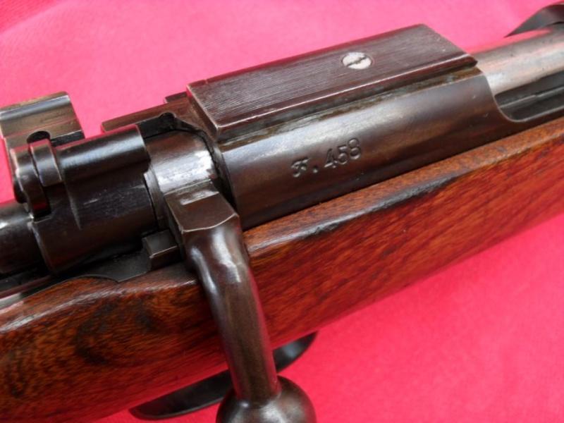 Mauser MAS 45 M211