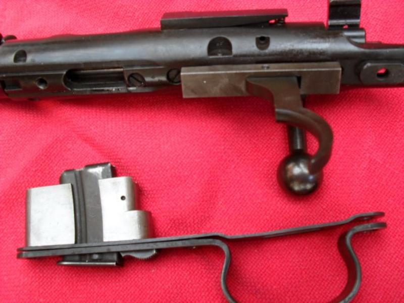 Mauser MAS 45 M410
