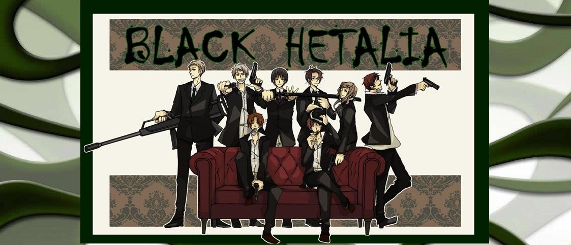Black Hetalia