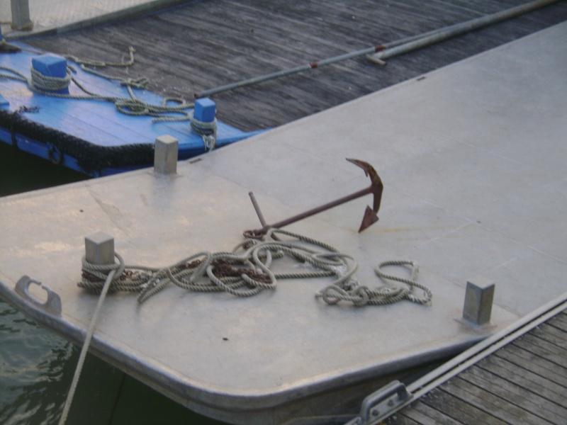 Barge , Chaland , Plate , Ponton et Lasse ostréicole. Dsc06789