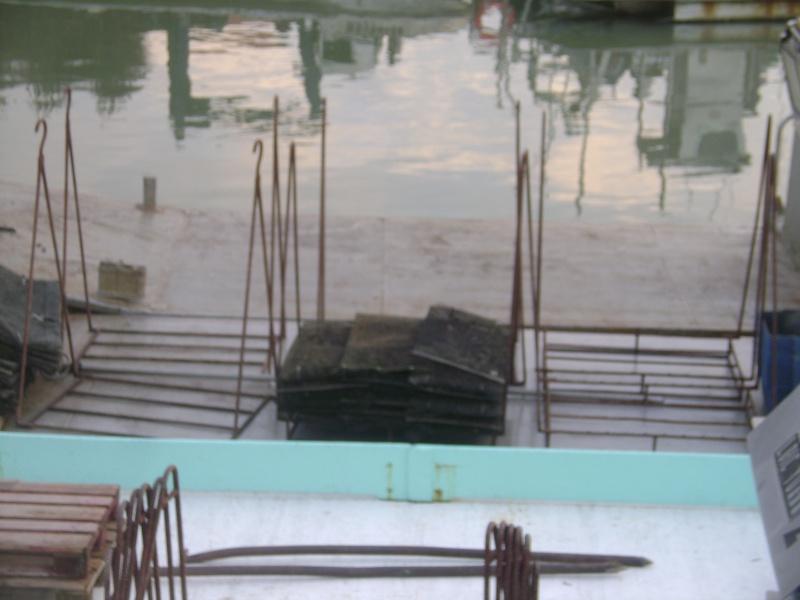Barge , Chaland , Plate , Ponton et Lasse ostréicole. Dsc06835