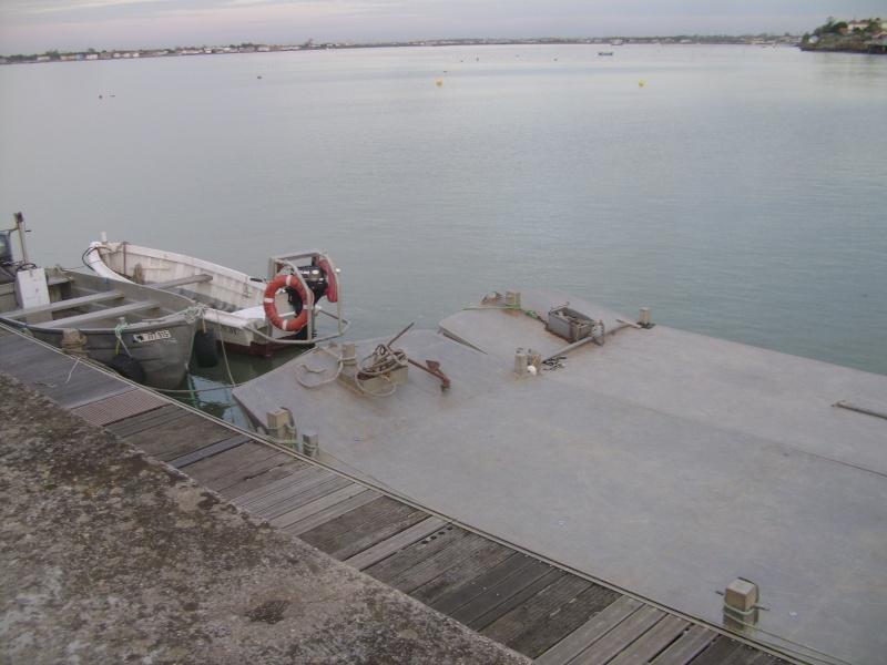 Barge , Chaland , Plate , Ponton et Lasse ostréicole. Dsc06842